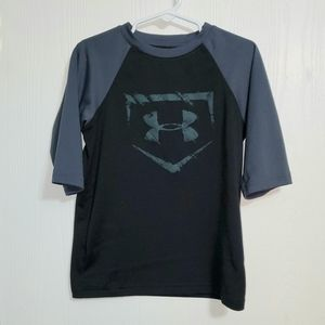 Under Armour Boys Top - Like new! Size XS